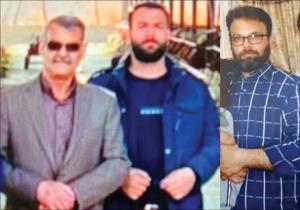جنایت وحشتناک مرد عینکی همراه سه فرزندش