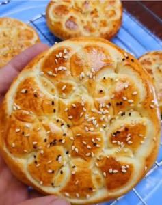 نان زنجبیلی سنتی؛ نان محبوب و پرطرفدار تبریزی ها برای افطار