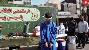 شوماخر تهران بازداشت شد