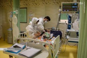 آخرین وضعیت بیماران کرونایی در بیمارستان کودکان اهواز