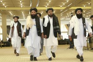 طالبان: تا خروج نیروهای خارجی از افغانستان در گفتگویی شرکت نمی کنیم