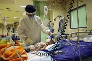 فوت نوزاد یک ماهه ازنایی بر اثر بیماری کووید ۱۹