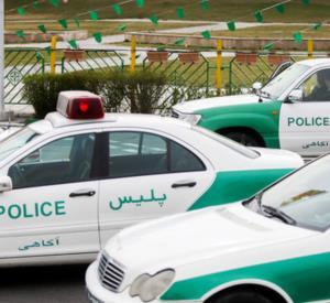 ماموران پلیس، منجی زن بیمار شدند