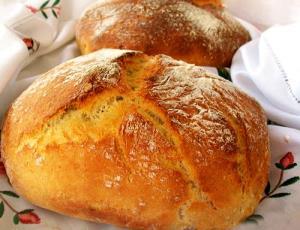 آموزش نان خانگی خوش طعم و خوش بافت بدون نیاز به فر