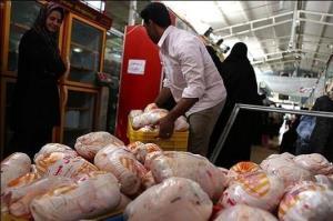ثبات در بازار مرغ
