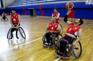 ۲ ورزشکار خراسان رضوی به اردوی تیم ملی بسکتبال با ویلچر دعوت شدند