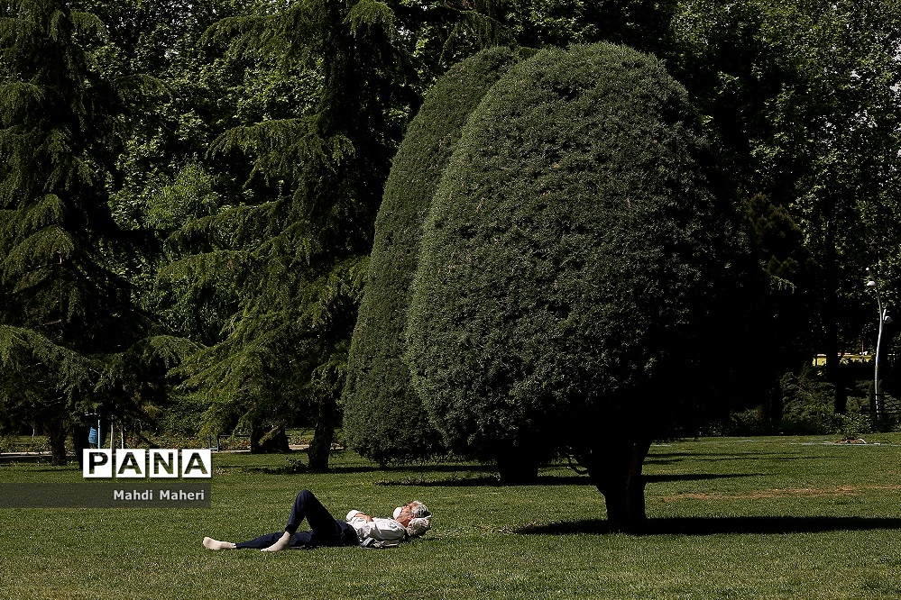 وضعیت پارک ها بعد از اعلام تعطیلی دوهفتهای تهران