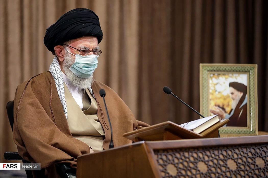 مراسم مجازی انس با قرآن با حضور رهبر انقلاب