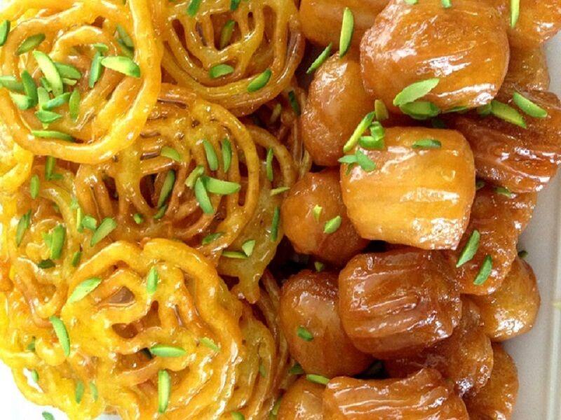 قیمت زولبیا و بامیه ماه رمضان در قزوین؛ حلیم گران نشد