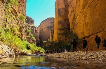 ورود وسایل نقلیه به دره توبیرون دزفول ممنوع شد