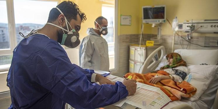 آخرین آمار بیماران کرونایی در کردستان