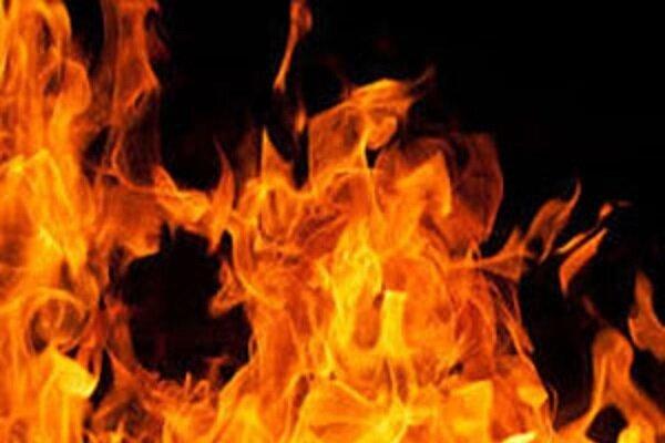 آتش سوزی گسترده در یک واحد تولیدی لوازم خانگی در تبریز