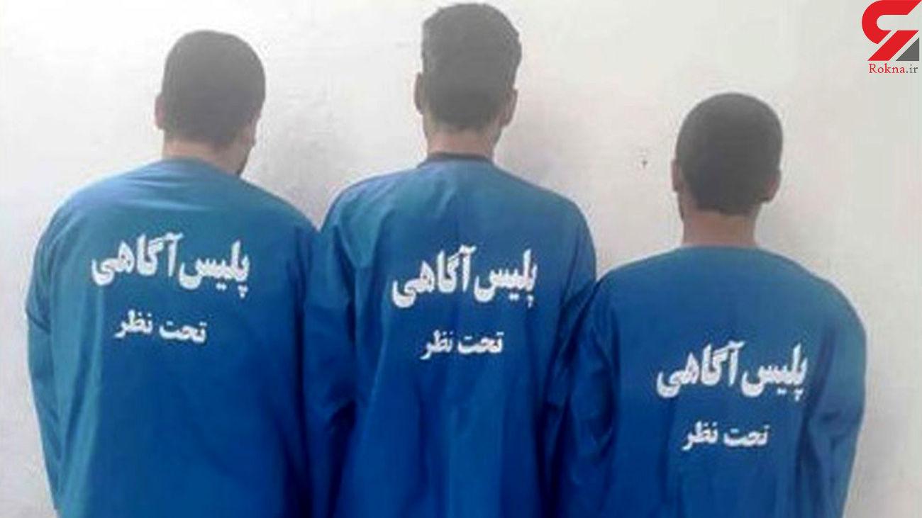 تزریق واکسن کرونا شگرد سرقت از خانوادههای مشهدی بود