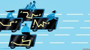 رالی غولها در بازار خودروی اشتراکی