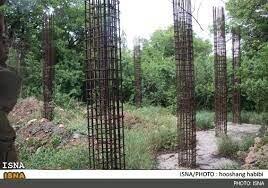 توقف ساختوساز در ۳۰ مورد تغییر کاربری اراضی کشاورزی و باغی استان سمنان