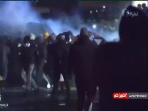 ادامه اعتراضات به تبعیضنژادی پلیس آمریکا
