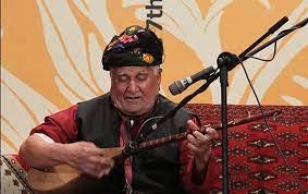 دوتارنوازی و آوازخوانی از استاد سهراب محمدی