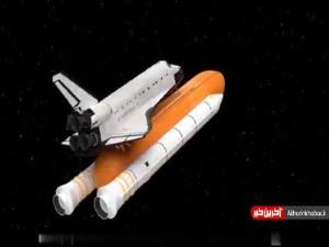 همه چیز درباره شاتل فضایی