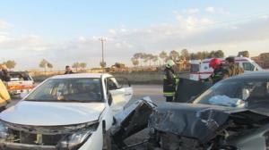 افزایش ۸۰ درصدی تصادفات در شهرهای خراسان رضوی