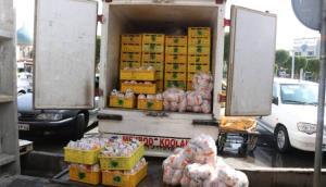 توزیع روزانه بیش از ۲۰ تن گوشت مرغ کشتار روز در جنوب کرمان