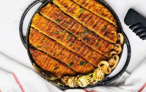 سحری بپزیم؛ دستور خوشمزه کباب تابه ای با مرغ