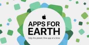 هدیه اپل برای روز جهانی زمین