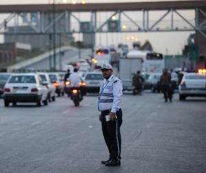 محدودیت تردد خودرویی در زنجان به دقت اعمال میشود