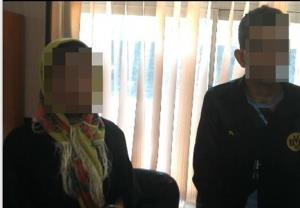 بازداشت زوج سارق در عوارضی تهران-قم