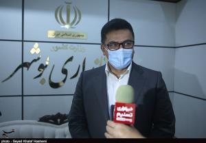 تختهای بستری برای بیماران کرونایی استان بوشهر به ۷۰۰ تخت افزایش یافت
