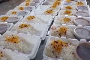 توزیع ۶۰۰ هزار پرس غذای گرم بین نیازمندان بوشهری آغاز شد