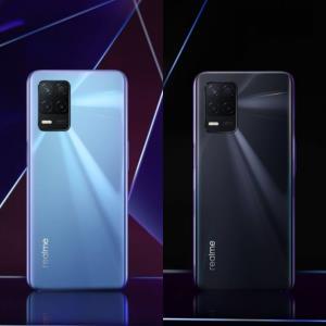 رندرها و مشخصات Realme 8 5G را ببینید