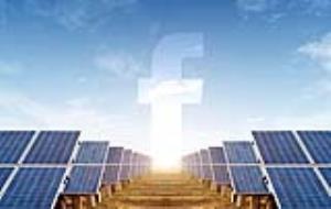 فیسبوک طرفدار بیچون و چرای انرژیهای تجدیدپذیر