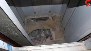 برقگرفتگی در آسانسور جوان اصفهانی را خشک کرد