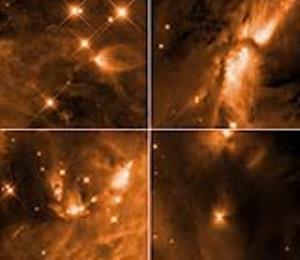 نوزادان شکارچی؛ نزدیکترین منطقهی بزرگ ستارهزایی به زمین
