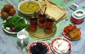 سنتهای رمضانی مردم قم در سالها پیش؛ کلوخ اندازون تا اوهی اوهی