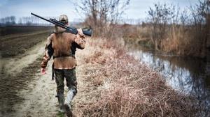 شکارچی غیرمجاز در دیّر به دام افتاد