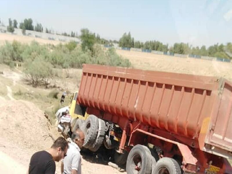 تصادف مرگبار در جاده گتوند-دزفول با ۴ کشته
