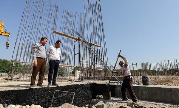 تکمیل فاز اول باغموزه دفاع مقدس خوزستان تا پایان ۱۴۰۰