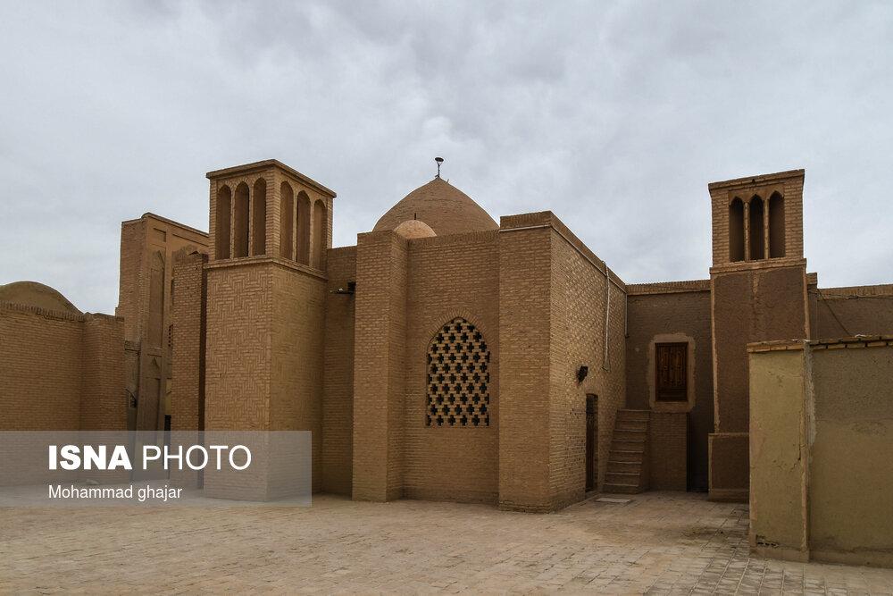 عکس/ مسجد جامع نایین