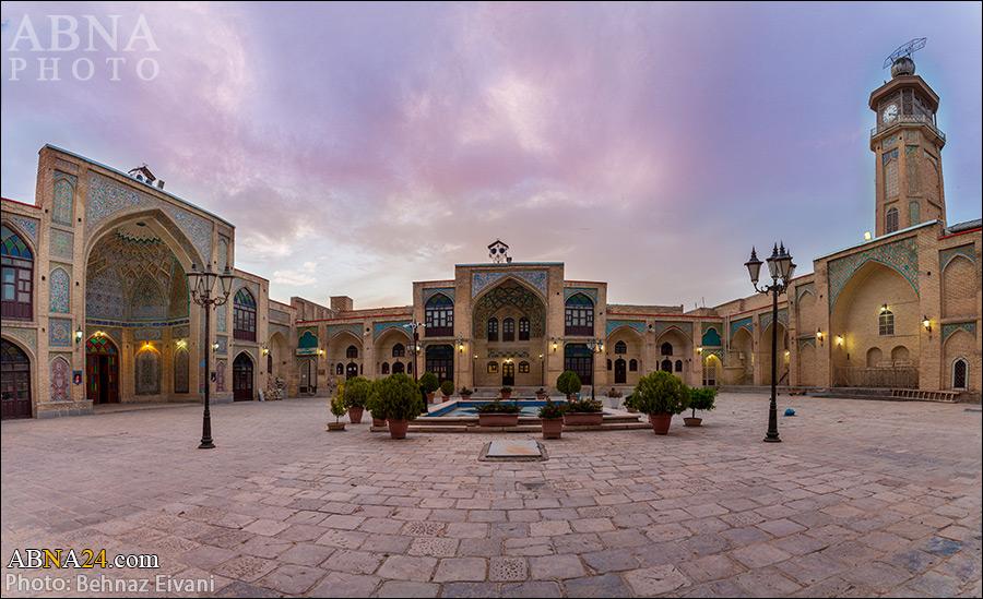مسجد عماد الدوله در شهر کرمانشاه