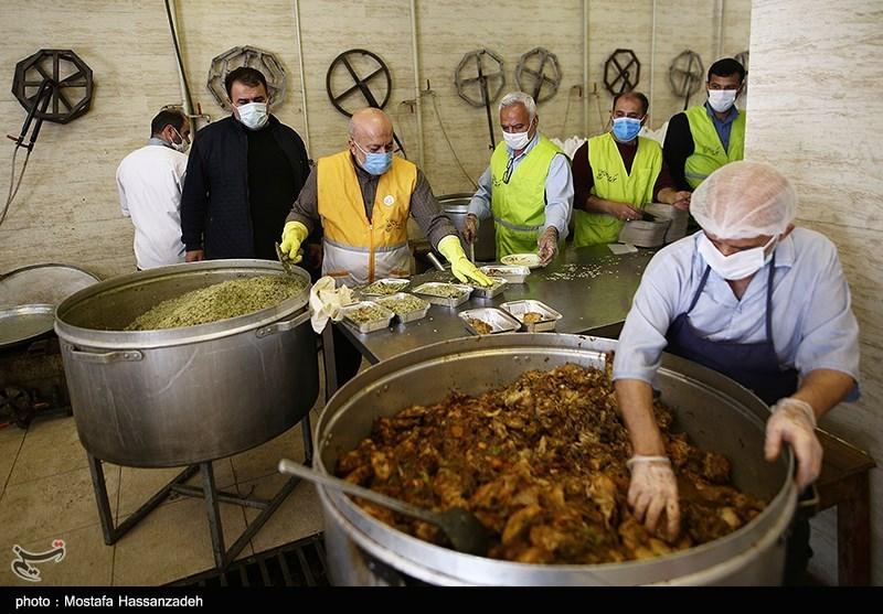 پخت و توزیع ۳۰ هزار پرس غذای گرم بین نیازمندان در گرگان