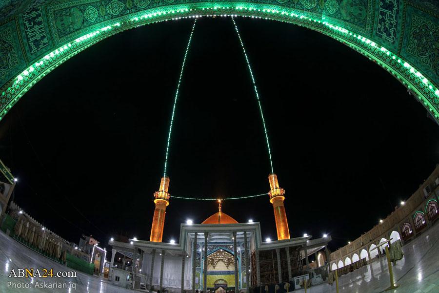 حرم امامین عسکریین(ع) در شهر سامراء عراق