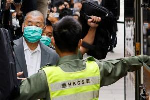 میلیاردر رسانهای هنگکنگی به ۱۲ ماه حبس محکوم شد