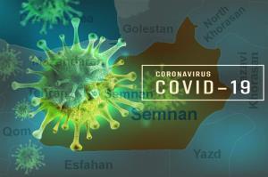 ۳۵۵ مبتلای جدید به کرونا در استان سمنان شناسایی شدند