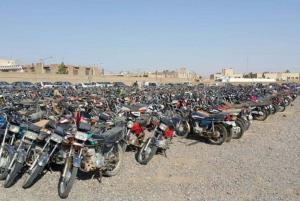 طرح ترخیص موتورسیکلتهای رسوبی در بوشهر تمدید شد