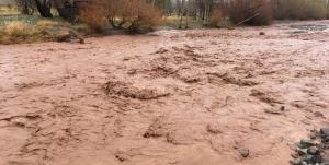 خسارت میلیاردی سیل به تأسیسات و منازل مسکونی شهداد