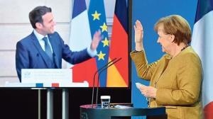 استقبال آلمان و فرانسه از پیشنهاد چین