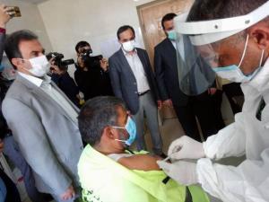 آغاز مرحله سوم واکسیناسیون در خوزستان تا ۲۰ روز دیگر