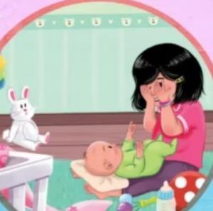 قصه کودکانه شب؛ داستان صوتی وقتی مامان خواب بود