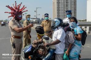 وضعیت فاجعهبار کرونا در هند